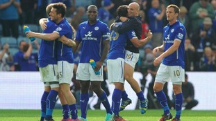 Leicester 'trying to forget' 5-3 win over Man Utd