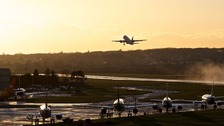 Around a million passengers a year now use Southend airport in Essex.