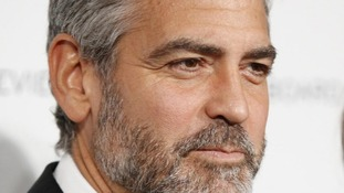 Clooney makes Senate appearance in Sudan fight