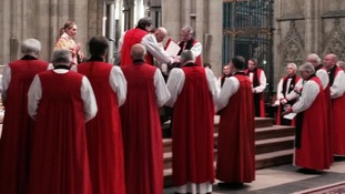Rt Rev Philip North is consecrated at York Minster