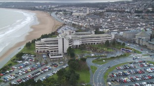 Swansea Civic Centre
