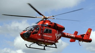 London's Air Ambulance launches 'urgent' appeal for second helicopter