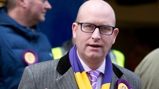 UKIP MEP for North West England, UKIP Deputy Leader Paul Nuttall