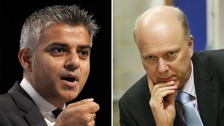 Sadiq Khan slammed the MoJ bid for the £5.9 million contract.
