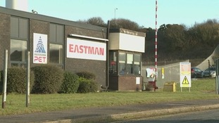 152 at the Eastman factory in Workington are at risk