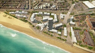 This is what Swansea could look like after a £500m redevelopment...