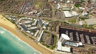 Swansea redevelopment