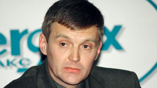 Alexander Litvinenko pictured at a 1998 press conference