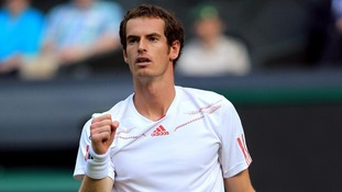 Andy Murray could make tennis history today.