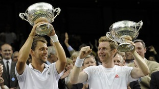 Jonny Marray has raised British expectations after his win on Saturday.