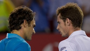 Murray leads Federer 8-7 in their overall head-to-head, but the Swiss has won their two grand slam final meetings.