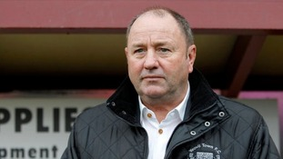 Gary Johnson's future as manager of Yeovil Town is in doubt