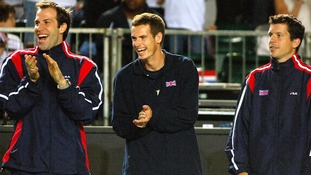 In 2006 Murray moved above both Tim Henman and Greg Rusedski in the world rankings to become British number one.
