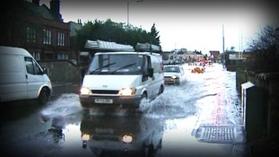 Flooding in Great Yarmouth