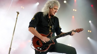 Queen guitarist could run for Parliament as an Independent in the general election