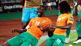 DR Congo 1-3 Ivory Coast: Africa Cup of Nations semi-final highlights and match report