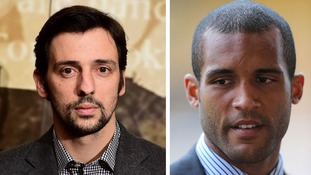 Ralf Little under fire for Twitter attack on Clarke Carlisle