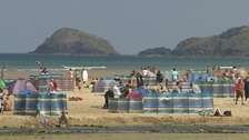 Visit Cornwall which promotes the county's tourism was due to close at the end of next month