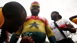 Watch AFCON semi-final live: Ghana v Equatorial Guinea