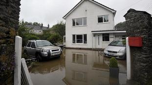 Yealmpton flooding