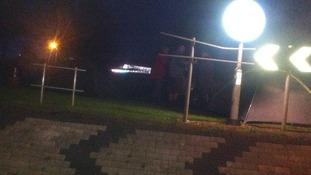 Roundabout campsite