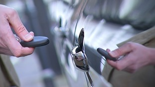 Keyless cars are increasingly being targeted by thieves