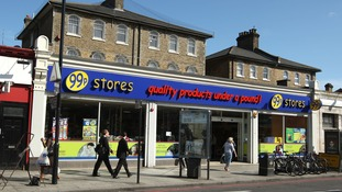 99p Stores is to be bought by Poundland