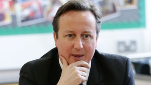 Prime Minister David Cameron is facing criticism over the Ukraine crisis.