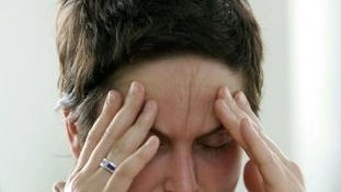 The study looked at treating migraines