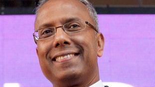 Lutfur Rahman has been accused of 'electoral fraud'.