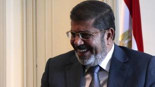 Egypt's first Islamist President Mohamed Mursi