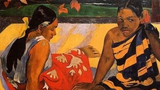 Nafea Faa Ipoipo by Paul Gauguin