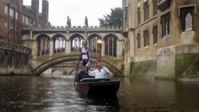 Punting the torch