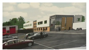 Plans for new £6m fire station unveiled