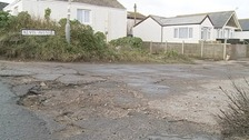 Jaywick is to get £5m to improve its roads.