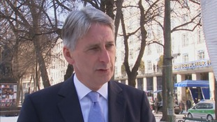 Foreign Secretary Philip Hammond.
