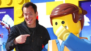 Will Arnett at the premiere of the Lego Movie in Los Angeles