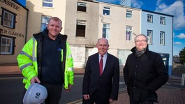 Funding announced for Holyhead restoration