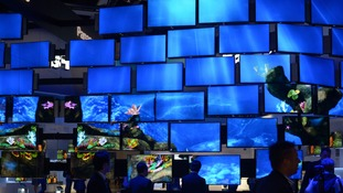 Smart televisions listen and record information, that is also sent to third parties to interpret and store, the company said.