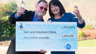 Lucky lorry driver lands Euromillions lottery win