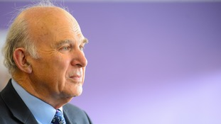 Business Secretary Vince Cable wrote to the HSBC Group chairman.