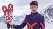 Joey Essex has been crowned The Jump champion 2015.