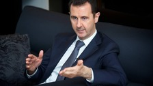 Assad: Syria told of airstrikes against IS by third parties