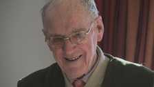 Archie Potts has won a national award for his volunteer work