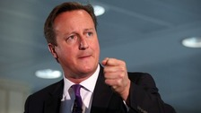 PM urges firms to give pay rises amid EU referendum calls