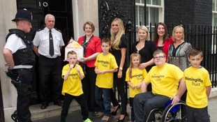 Meningitis petition