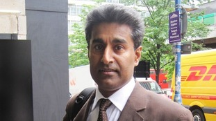 Cardiologist Raj Mattu.