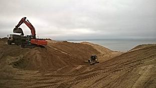 Newborough Dunes