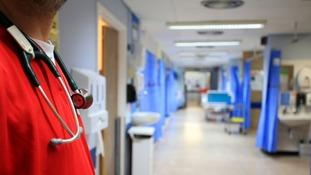File photo of a hospital ward.