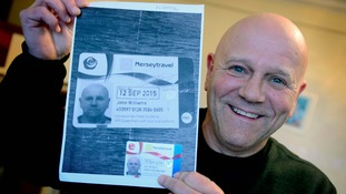 Pensioner travels from Lanzarote to Liverpool with only a photocopied bus pass